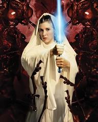 Jedi Leia Organa