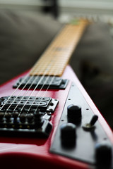 it rocks (Yiannis.x) Tags: red rock electric canon guitar 50mmf18 450d