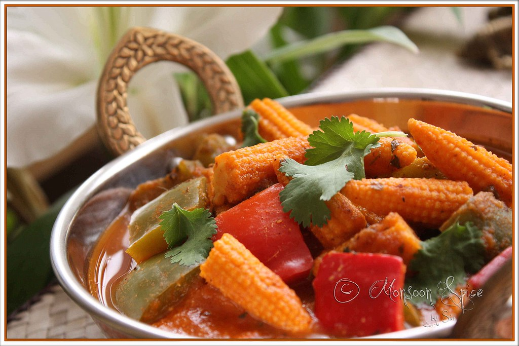 Capsicum-baby-corn-curry2
