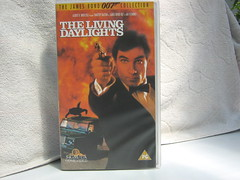 The Living Daylights (sd1-3500) Tags: film movie video 007 vhs jamesbond thelivingdaylights timothydalton jeroenkrabb maryamdabo