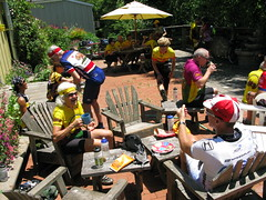 lunch hour (Bici Girl) Tags: road ride bikes gpc