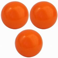 orange Gumballs (Bubblegum) (Oh Nuts) Tags: gum candy bubblegum gumballs