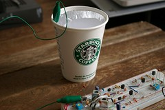 Antenna - Coffee Cup Theremin