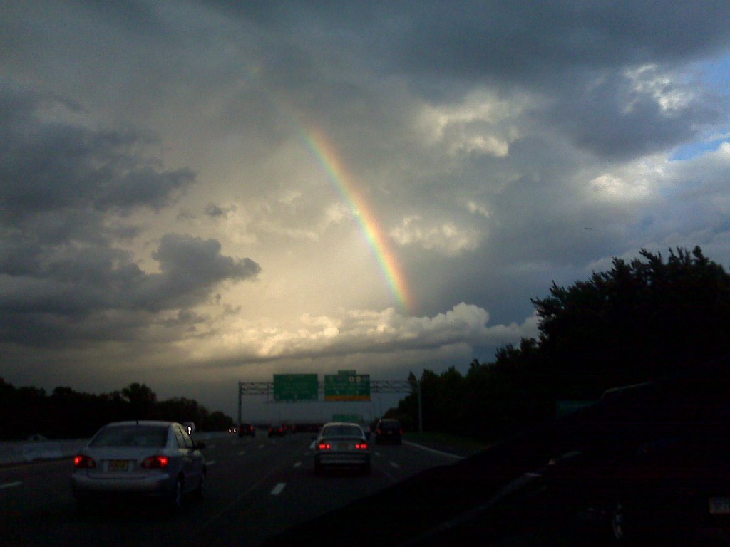Rainbow on the GSP