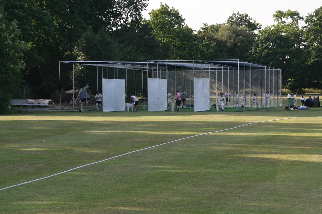 The new nets teeming with Colts