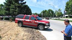 SJS Battalion 1 (YFD) Tags: chevrolet fire suburban 911 sanjose chevy sjfd emergency command firedepartment commander wildfir