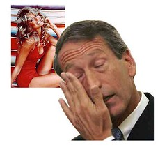 Mark Sanford Mourns Farrah Fawcett
