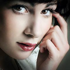 (digitalpsam) Tags: portrait beauty angel eyes pretty muse dreamy greatphotographers sammatta