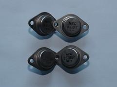 2sa627 2sd188 hiraga (hactux) Tags: le transistor nec monstre bjt hiraga a627 d188 2sa627 2sd188 sa627 sd188