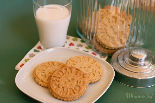 Home Made Peanut Butter Cookies