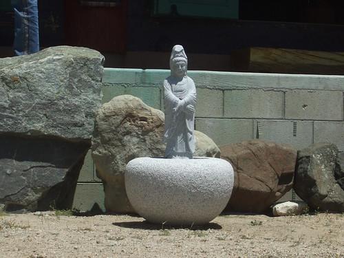 Kwan Seum Bosal statue