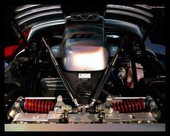 RUF CTR3 (Chris Wevers) Tags: engine montecarlo monaco panasonic dmc ruf fz50 topmarques ctr3 chriswevers