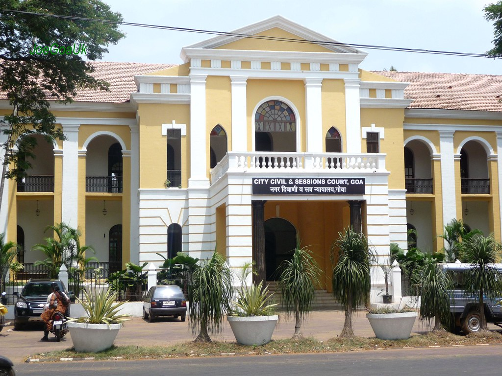 City Civil and Session Court, Panaji-Goa
