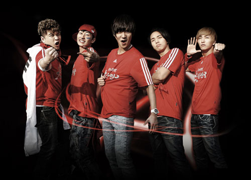 CrimsonRain.Com [Single] Super Junior - Victory Korea