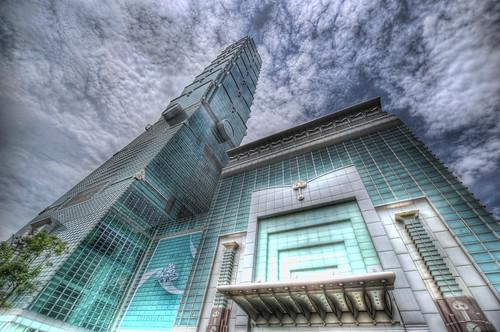 Taipei 101 (HDR)