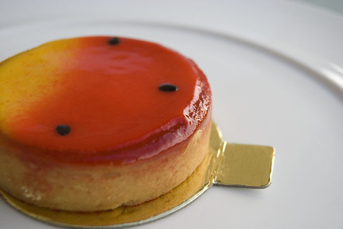 passonfruit tart