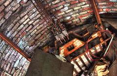 sintelanlage-1 (kaasbolletje) Tags: old urban germany factory colours dusseldorf tonemapping canon5dmkii thelargestgroupintheworld sintelanlage