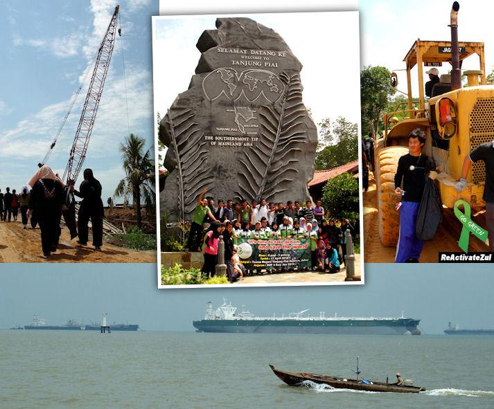 Go Green - Sekitar Tanjung Piai