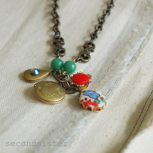 Amelia Necklace