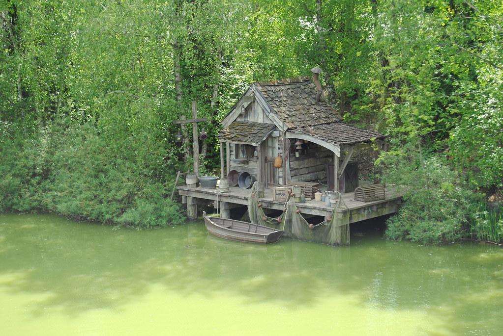Casa del pantano