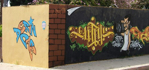DSCF5317 graffiti, Mersin
