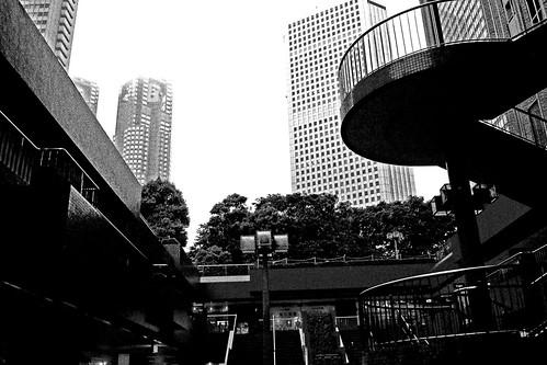 新宿雨物語 I