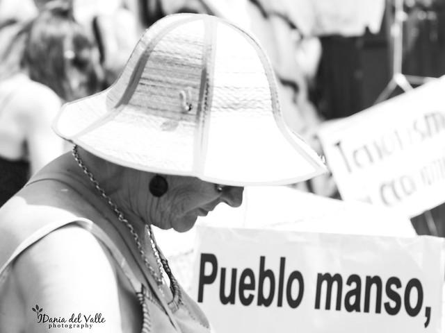 Pueblo manso, pueblo esclavo