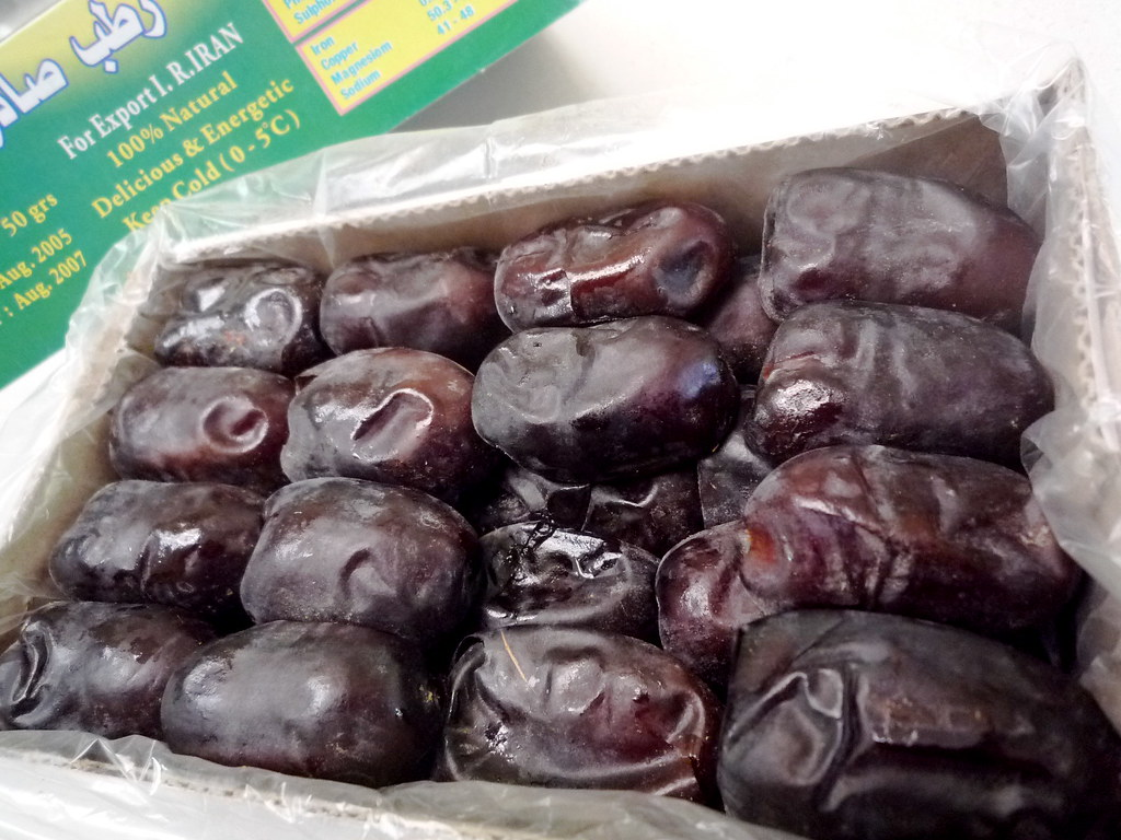Dates from Bam