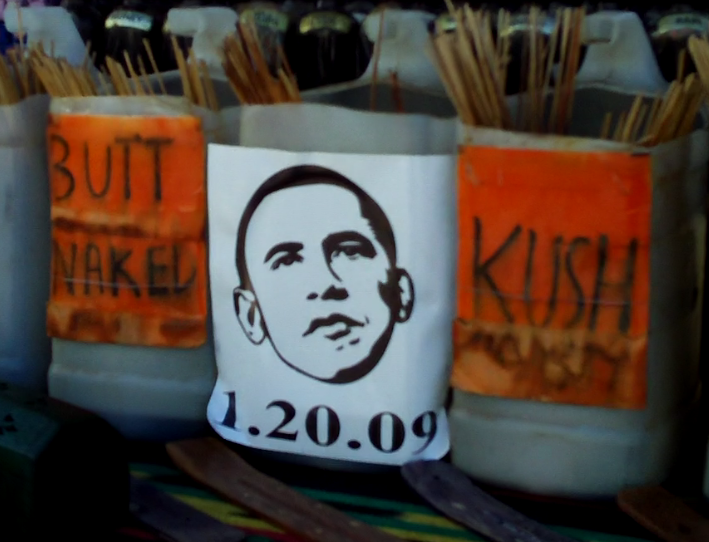 Barack Obama Incense