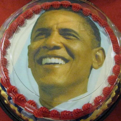Obamamania #1
