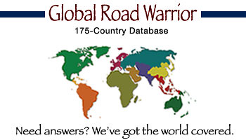 Global Road Warrior banner ad