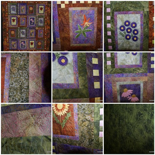 Sherry's Wildflowers mosaic