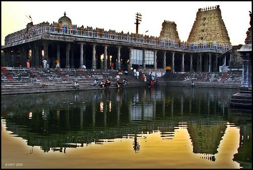 Theppakulam - Ekambareshwarar