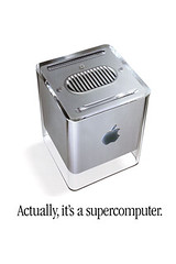 PowerMac Cube G4 iPhone wallpaper