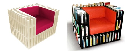 3236800988 69aab26e48 Top 10 Creative AND Practical Bookcases