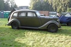 1938 Humber Staff Car (1944 Morris C8) Tags: film car army us arnhem 1938 staff ww2 humber