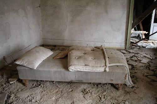 Il letto del Vicerè - Viceroy's bed