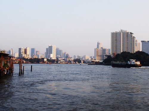 Bangkok, the Venice of the East