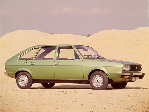 Renault 20 TL by willemsknol