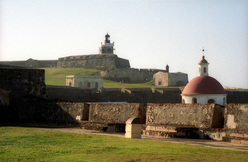 El Morro by Joe Shlabotnik, on Flickr