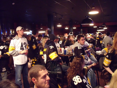 Steelers Superbowl in Pittsburgh