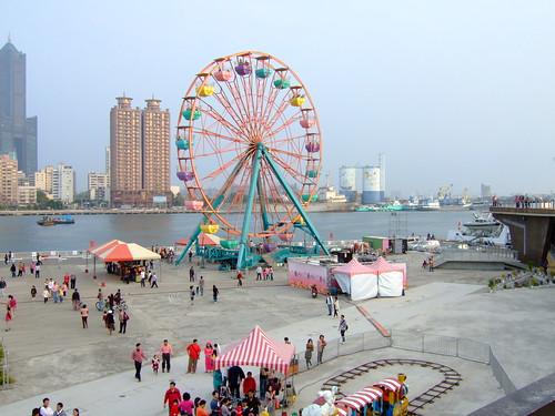 高雄市自行車道_西臨港線_84_世運嘉年華會場