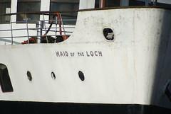 The Maid of the Loch 2 (Cappielow2) Tags: boats scotland sony ships scottish loch a200 lomond lochlomond maidoftheloch scottishmountains scottishcountryside sonya200