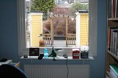 Kontorsfönstret före