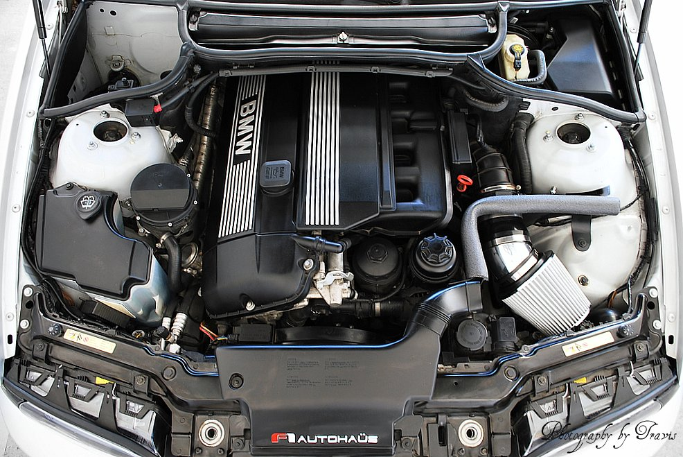 Can you fit a cold air intake on a 2002 325ci with HID ...