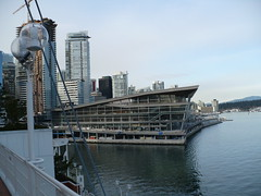 Vancouver Convention Centre (nobase2010) Tags: winter olympic 2010 vancouverconventioncentre