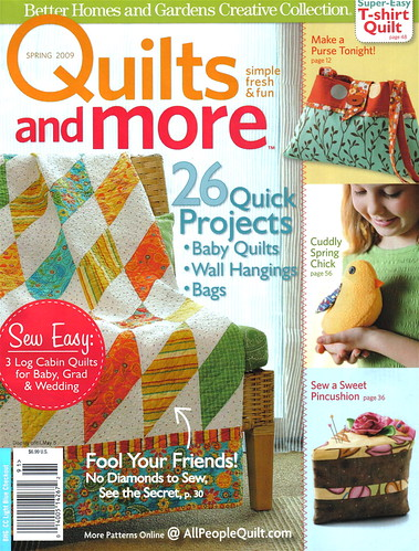 Quilts and More - Spring 2009