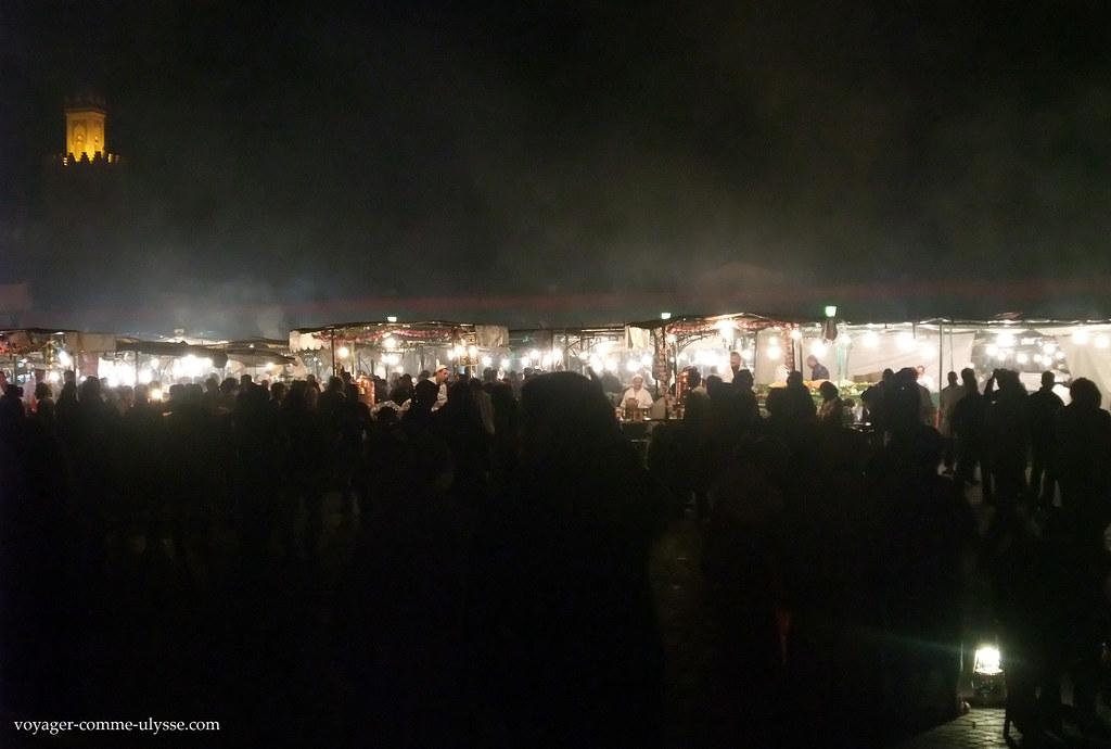 Espectáculo: sons, luzes e cheiros