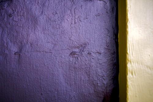 Purple Stucco