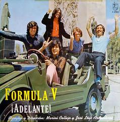 Adelante - LP Edición venezolana - Por cortesía de nuestro amigo José Bastidas